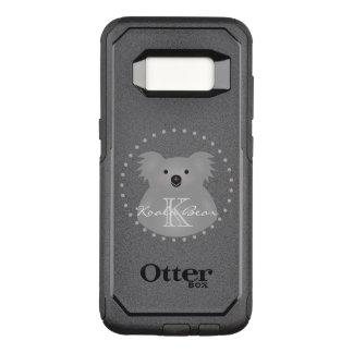 Coque Samsung Galaxy S8 Par OtterBox Commuter L'ours de koala australien mignon ajoutent votre