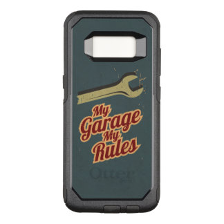 Coque Samsung Galaxy S8 Par OtterBox Commuter Mon garage mes règles