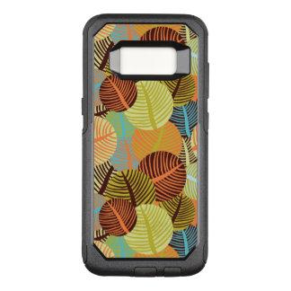 Coque Samsung Galaxy S8 Par OtterBox Commuter Motif abstrait