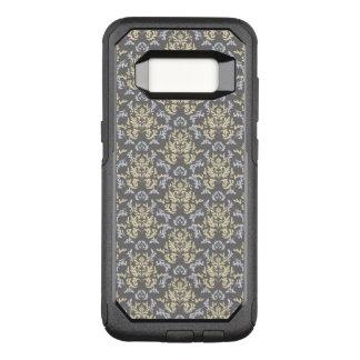 Coque Samsung Galaxy S8 Par OtterBox Commuter Motif de damassé