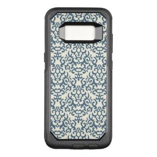 Coque Samsung Galaxy S8 Par OtterBox Commuter Motif de damassé sur l'arrière - plan 2 de