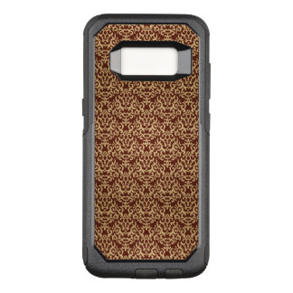 Coque Samsung Galaxy S8 Par OtterBox Commuter Motif de damassé sur l'arrière - plan de gradient