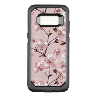 Coque Samsung Galaxy S8 Par OtterBox Commuter Motif de fleurs de fleurs de cerisier