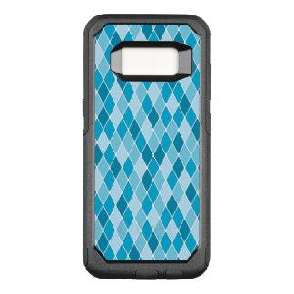 Coque Samsung Galaxy S8 Par OtterBox Commuter Motif d'hiver de harlequin