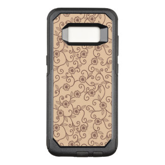 Coque Samsung Galaxy S8 Par OtterBox Commuter Motif floral