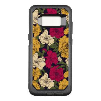 Coque Samsung Galaxy S8 Par OtterBox Commuter Motif floral élégant