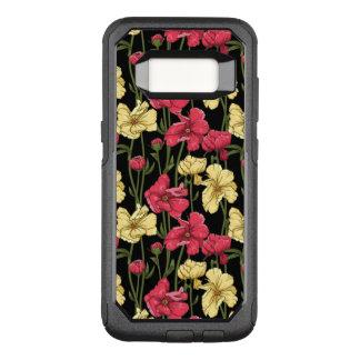 Coque Samsung Galaxy S8 Par OtterBox Commuter Motif floral élégant 2