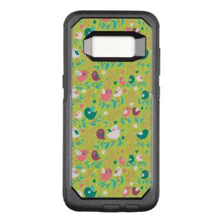 Coque Samsung Galaxy S8 Par OtterBox Commuter Motif mignon un d'oiseau