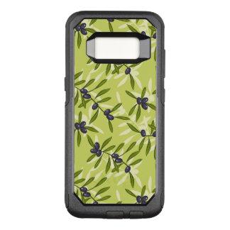 Coque Samsung Galaxy S8 Par OtterBox Commuter Motif olive