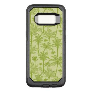 Coque Samsung Galaxy S8 Par OtterBox Commuter Motif vert de palmiers