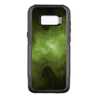 Coque Samsung Galaxy S8+ Par OtterBox Commuter Nébuleuse de crabe, reste de supernova, feu vert