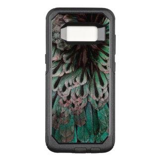 Coque Samsung Galaxy S8 Par OtterBox Commuter Oiseau superbe d'abrégé sur plume de paradis