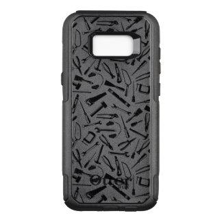 Coque Samsung Galaxy S8+ Par OtterBox Commuter Outils noirs de motif