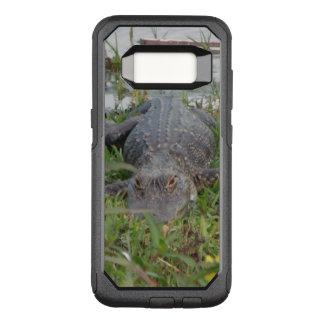 Coque Samsung Galaxy S8 Par OtterBox Commuter Photo d'alligator