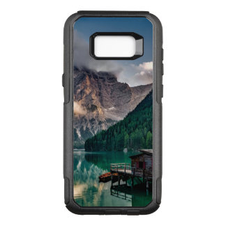 Coque Samsung Galaxy S8+ Par OtterBox Commuter Photo italienne de paysage de lac mountains