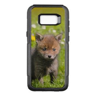 Coque Samsung Galaxy S8+ Par OtterBox Commuter Photo sauvage d'animal de bébé de CUB de kit