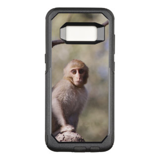 Coque Samsung Galaxy S8 Par OtterBox Commuter Photographie mignonne de singe de bébé