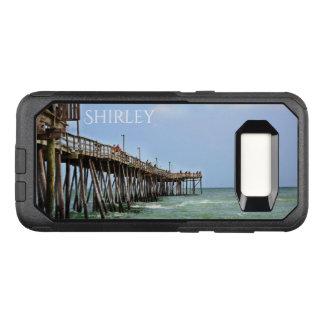 Coque Samsung Galaxy S8 Par OtterBox Commuter Pilier de pêche par Shirley Taylor