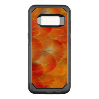 Coque Samsung Galaxy S8 Par OtterBox Commuter Plumes oranges d'ara de Camelot