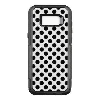 Coque Samsung Galaxy S8+ Par OtterBox Commuter Pois noir