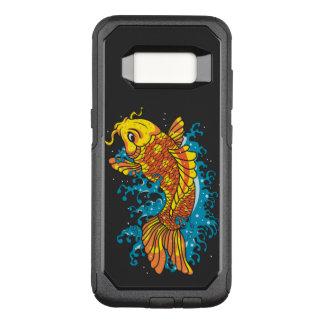 Coque Samsung Galaxy S8 Par OtterBox Commuter Poissons colorés de Koi