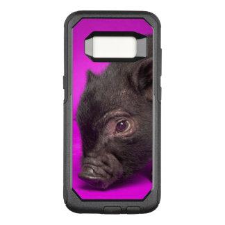 Coque Samsung Galaxy S8 Par OtterBox Commuter Porc noir de bébé