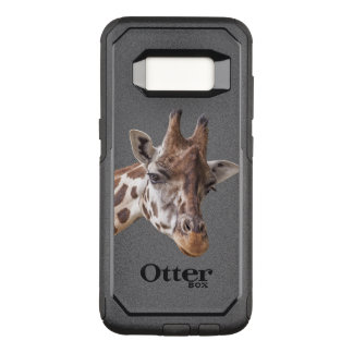 Coque Samsung Galaxy S8 Par OtterBox Commuter Portrait de girafe
