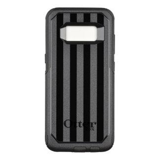 Coque Samsung Galaxy S8 Par OtterBox Commuter Rayures verticales noires