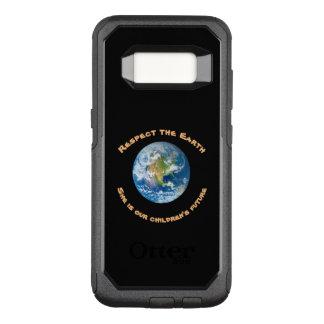 Coque Samsung Galaxy S8 Par OtterBox Commuter Respectez notre caisse de la galaxie S8 d'OtterBox