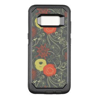 Coque Samsung Galaxy S8 Par OtterBox Commuter Rétro motif floral 3