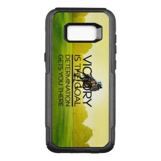 Coque Samsung Galaxy S8+ Par OtterBox Commuter Slogan SUPÉRIEUR de victoire de course de chevaux