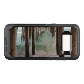 Coque Samsung Galaxy S8 Par OtterBox Commuter Sous le pilier par Shirley Taylor