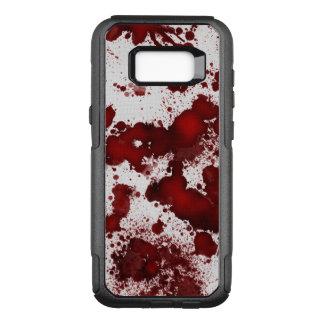 Coque Samsung Galaxy S8+ Par OtterBox Commuter Taches de sang de Falln
