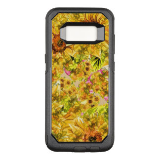Coque Samsung Galaxy S8 Par OtterBox Commuter Tournesols