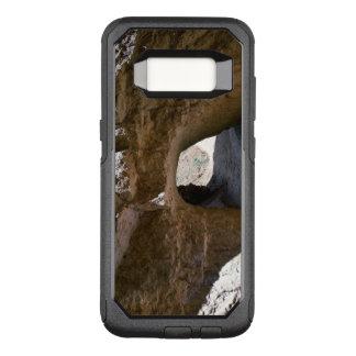 Coque Samsung Galaxy S8 Par OtterBox Commuter Tunnel sur la traînée semi-transparente de boucle