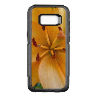 Coque Samsung Galaxy S8+ Par OtterBox Commuter Un lis orange couleur pêche