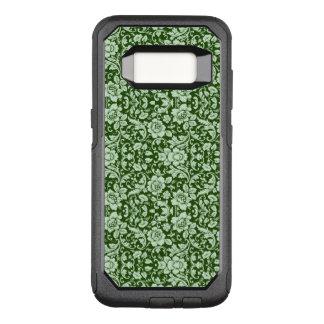Coque Samsung Galaxy S8 Par OtterBox Commuter Une damassé florale antique
