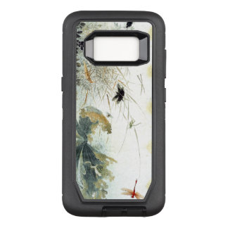 Coque Samsung Galaxy S8 Par OtterBox Defender Caisse asiatique de la galaxie S8 de Samsung de