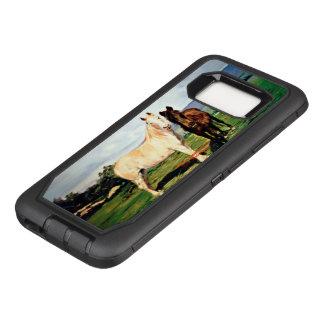 Coque Samsung Galaxy S8 Par OtterBox Defender Chevaux/Cabalos/Horses