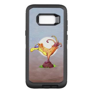 Coque Samsung Galaxy S8+ Par OtterBox Defender Galaxie ÉTRANGÈRE S8 de Samsung d'OISEAU de