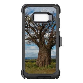 Coque Samsung Galaxy S8+ Par OtterBox Defender La branche d'arbre de baobab personnalisent des