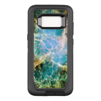 Coque Samsung Galaxy S8 Par OtterBox Defender Reste de supernova en nébuleuse de crabe