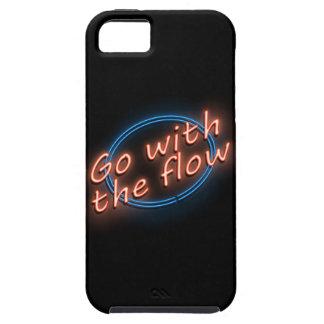 Coque Tough iPhone 5 Allez de pair avec l'écoulement