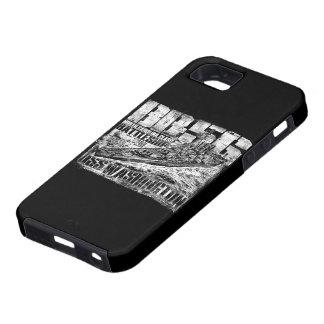 Coque Tough iPhone 5 Cas de l'iPhone SE/5/5s de Washington de cuirassé