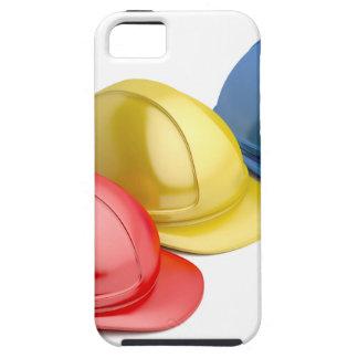Coque Tough iPhone 5 Casques de sécurité