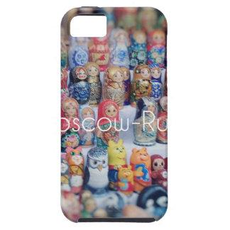 Coque Tough iPhone 5 dolls_russia