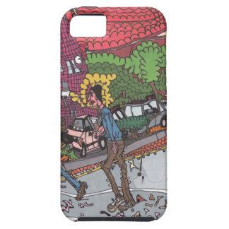 Coque Tough iPhone 5 La rue de Jill