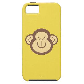 Coque Tough iPhone 5 Petit visage mignon de singe