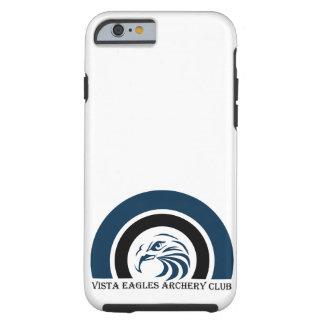 Coque Tough iPhone 6 Articles de club de tir à l'arc d'Eagles