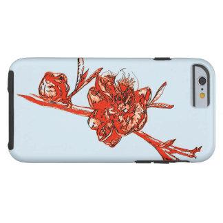 Coque Tough iPhone 6 Branches de floraison